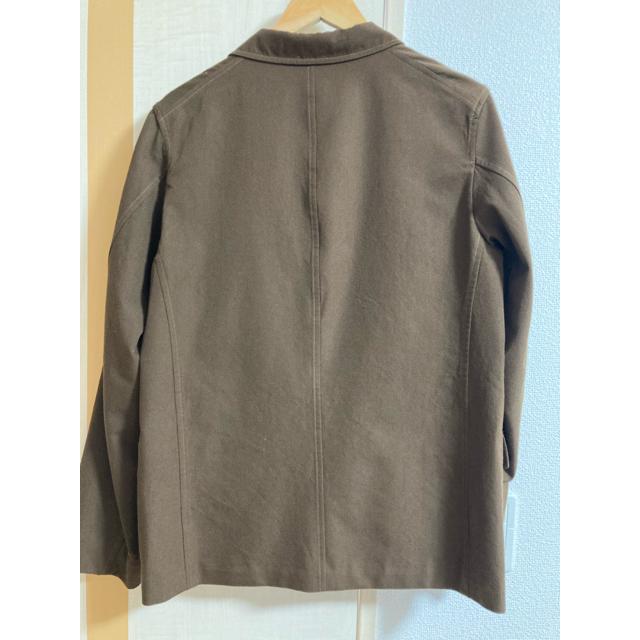 COMOLI(コモリ)のcomoli 18aw ウールギャバセットアップ 2 メンズのスーツ(セットアップ)の商品写真