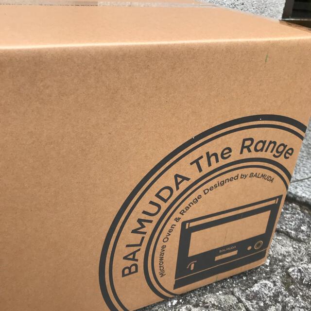 BALMUDA(バルミューダ)の【新品】バルミューダ ザレンジ ホワイト スマホ/家電/カメラの調理家電(電子レンジ)の商品写真