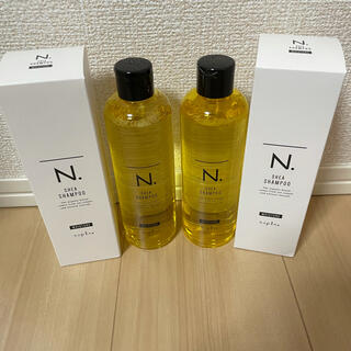 NAPUR - 【新品未使用】ナプラ N. SHEAシャンプー モイスチャー 300g × 2個