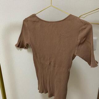 ギャルスター(GALSTAR)のリエディ トップス バックオープントップス(Tシャツ(半袖/袖なし))