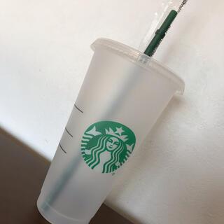 Starbucks Coffee - 【新品】スタバコールドリユーザブルカップ