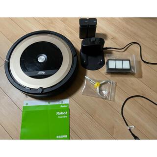 iRobot - 週末値下げ!新生活に!Roomba892