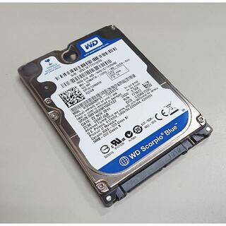 WD 2.5インチ HDD 320GB SATA 9.5mm 5400RPM
