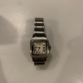 Cartier - カルティエ サントスガルべSM W20056D6