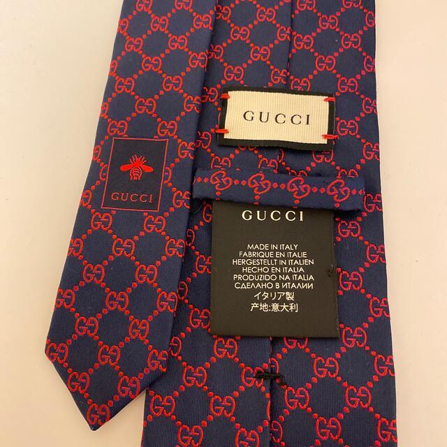 Gucci(グッチ)のGUCCI ネクタイ メンズのファッション小物(ネクタイ)の商品写真
