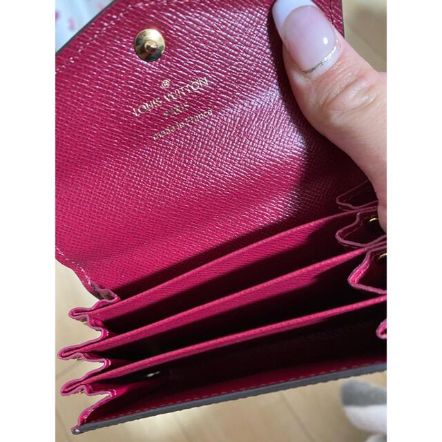 LOUIS VUITTON(ルイヴィトン)のルイヴィトン カード入れ レディースのファッション小物(名刺入れ/定期入れ)の商品写真