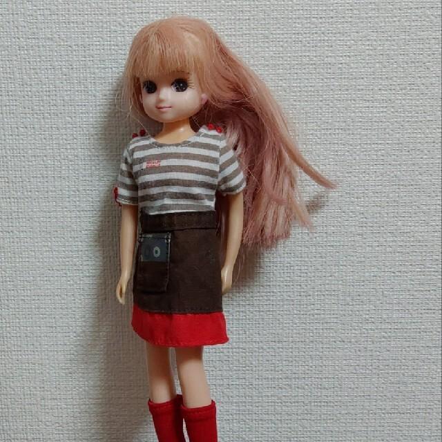 Takara Tomy(タカラトミー)のリカちゃん人形 エンタメ/ホビーのおもちゃ/ぬいぐるみ(キャラクターグッズ)の商品写真