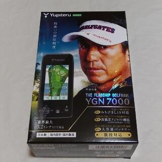 ユピテル(Yupiteru)の【超美品】ユピテル YGN7000(ゴルフ)