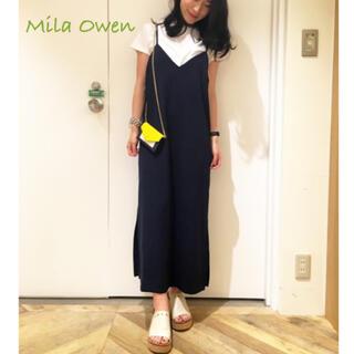 Mila Owen - ミラオーウェン キャミワンピ