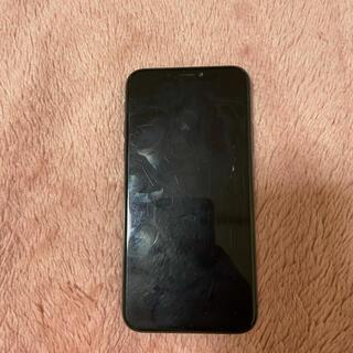 Apple - ジャンク iPhone X スペースグレー 64GB