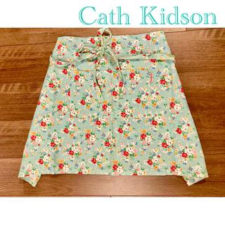 キャスキッドソン(Cath Kidston)の【新品】キャスキッドソン カフェエプロン ギャルソンエプロン(その他)