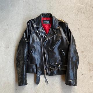 ART VINTAGE - USED leather jacket