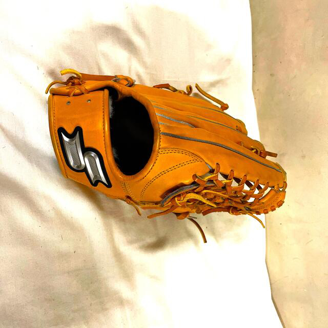 SSK(エスエスケイ)のSSK硬式グローブ  スポーツ/アウトドアの野球(グローブ)の商品写真