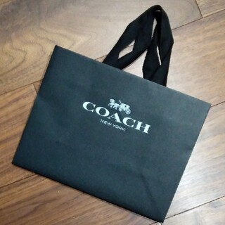 COACH - コーチ紙袋