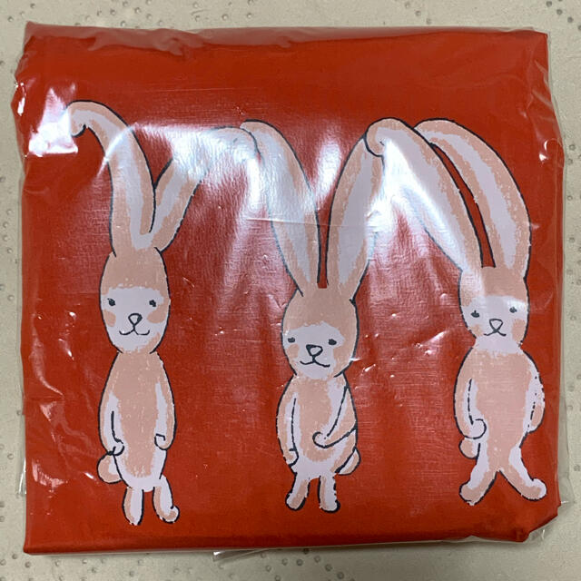 mina perhonen(ミナペルホネン)のミナペルホネン 松屋銀座 エコバッグ 店舗限定 新品未開封 レディースのバッグ(エコバッグ)の商品写真
