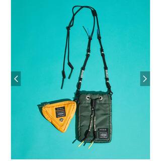 トーガ(TOGA)の★新品未使用★TOGA PORTER Double mini bag(ショルダーバッグ)