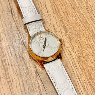 Gucci - GUCCI 美品 G-タイムレス レディース時計