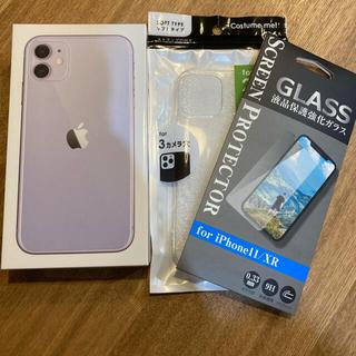 Apple - 【新品未開封】iPhone 11 パープル 128 GB SIMフリー