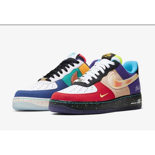 NIKE - ナイキエアフォース1  NIKE Air Force 1 What The LA