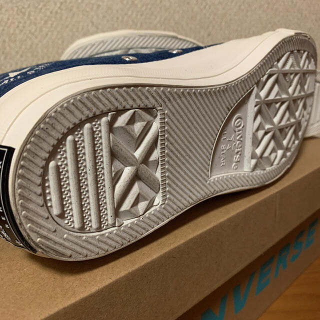 CONVERSE(コンバース)のCONVERSE Chuck 70 Renew DENIM CT70 27cm メンズの靴/シューズ(スニーカー)の商品写真