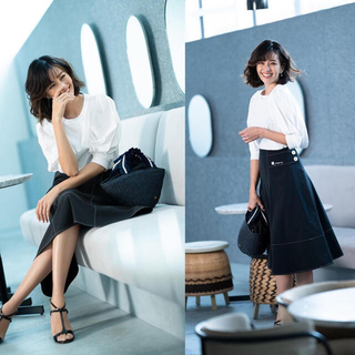 M'S GRACY - エムズグレイシー 新作 2021SS カタログ掲載 スカート