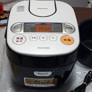 アイリスオーヤマ - IRIS 米屋の旨み 銘柄炊き 炊飯器 5.5合