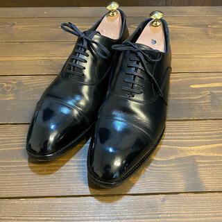 ビームス(BEAMS)のビームスエフ beams f 6アイレット キャップトウシューズ メンズ 革靴(ドレス/ビジネス)