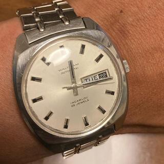 ウォルサム(Waltham)のウォルサム デイデイト アンティーク自動巻(腕時計(アナログ))