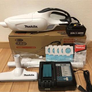 Makita - マキタ コードレス掃除機 18V cl182fdzw 充電式クリーナー