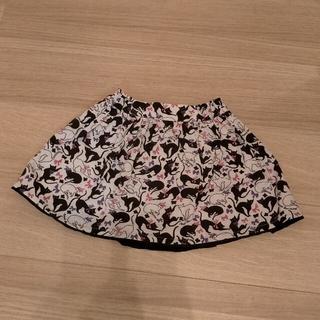 ANNA SUI mini - ANNASUI  mini アナスイミニ 夏スカート110サイズ