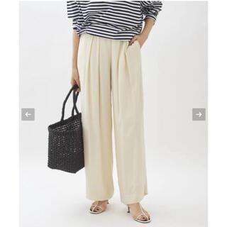 Plage - plage rayon drape パンツ 38