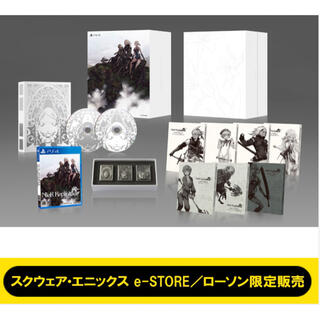 SQUARE ENIX - 新品 ニーア レプリカント White Snow Edition[限定版]