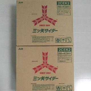 アサヒ(アサヒ)の【柯月様専用】三ツ矢サイダー×60缶(ソフトドリンク)
