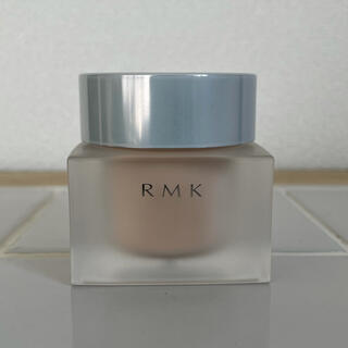 RMK - お値下げ!RMK クリーミーファンデーションEX 201 使用済