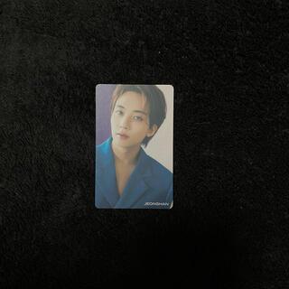 セブンティーン(SEVENTEEN)のseventeen ジョンハン トレカ(K-POP/アジア)