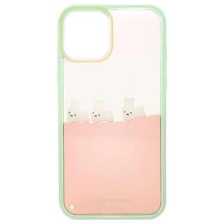 メリージェニー(merry jenny)のぷかぷかうさぎ iPhoneケース ( iPhone 11 Pro )(iPhoneケース)