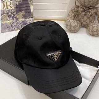 PRADA - 本日限定価格 新品未使用 箱付き PRADAプラダキャップ帽子 限定品
