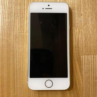 Apple - iPhone5s  32GB ゴールド