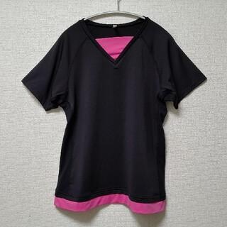 Tシャツ レディース ヨガ フィットネス(ヨガ)