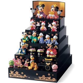 Disney - 雛人形 5段 ディズニー