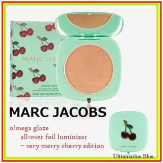 マークジェイコブス(MARC JACOBS)のMarc Jacobs Beauty ベリーメリーチェリー ✦ホリデー限定✦(フェイスカラー)