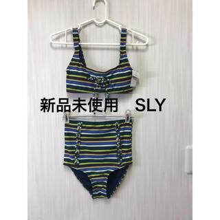 スライ(SLY)の新品未使用 SLY    水着(水着)