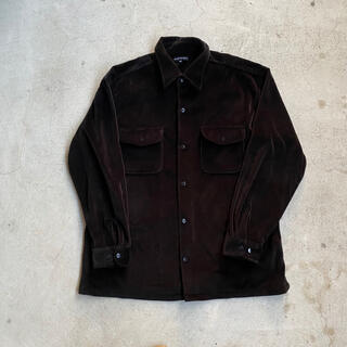 アートヴィンテージ(ART VINTAGE)のUSED Velor shirt(シャツ)