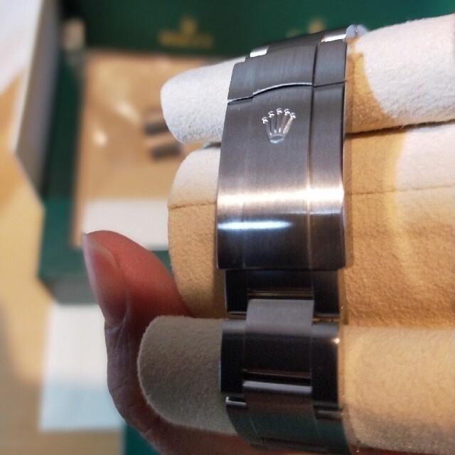 ROLEX(ロレックス)の未使用 ROLEX オイスターパーペチュアル 124300 ロレックス メンズの時計(腕時計(アナログ))の商品写真