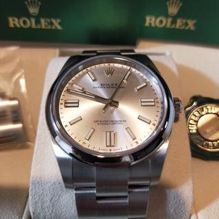 ROLEX - 未使用 ROLEX オイスターパーペチュアル 124300 ロレックス