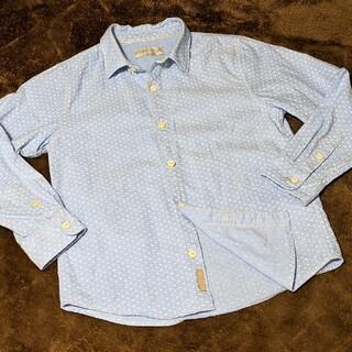 ザラ(ZARA)のZARA BOYS 長袖シャツ キッズ 120(Tシャツ/カットソー)