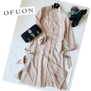OFUON - 新品未使用 トレンチコート レディース スプリングコート ジャケット スーツ 春