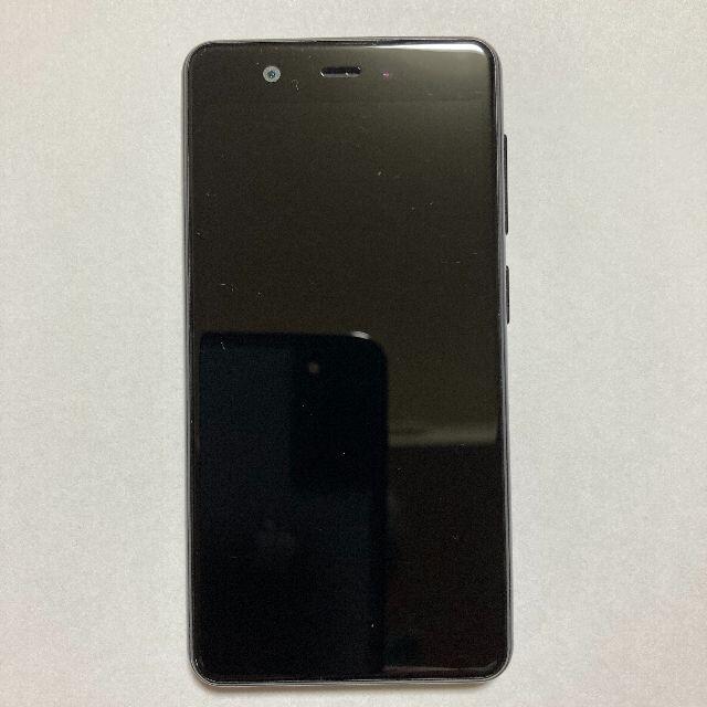 Rakuten(ラクテン)のRakuten Mini 楽天ミニ(ナイトブラック) スマホ/家電/カメラのスマートフォン/携帯電話(スマートフォン本体)の商品写真