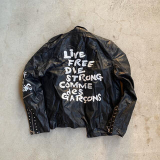 COMME des GARCONS - USED jacket