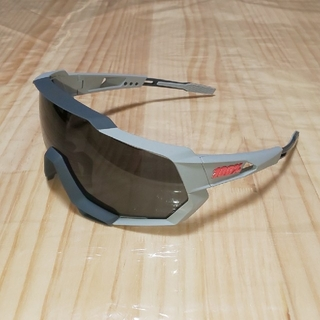 Oakley - 100% ワンハンドレッド SPEEDTRAP ソフトタクトストーングレー